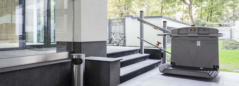 sillas plataformas elevadores